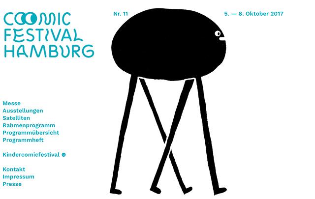 comic festival hamburg, Satellit, not the girl who misses much, ok_dog