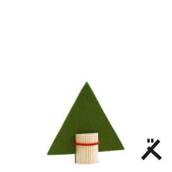 winterwald tannenbaum filz
