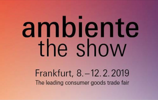 ambiente 2019 not the girl who misses much messe frankfurt