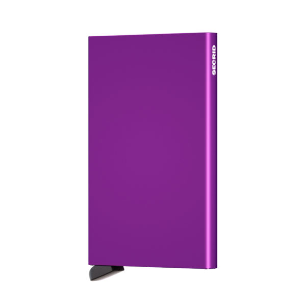 secrid cardprotector violet not the girl who misses much