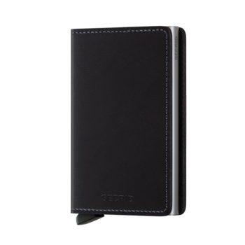 secrid slimwallet original black not the girl who misses much