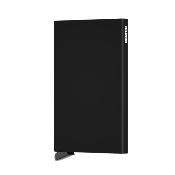 secrid cardprotector black not the girl who misses much
