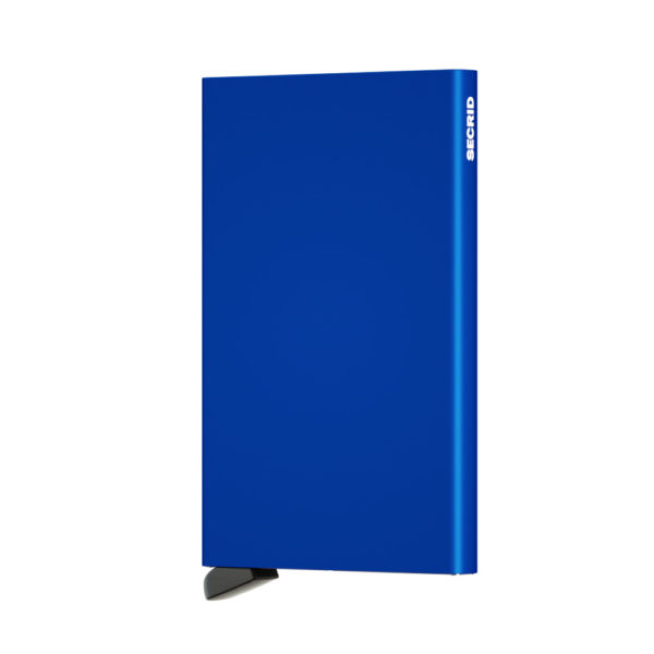 secrid cardprotector blue not the girl who misses much