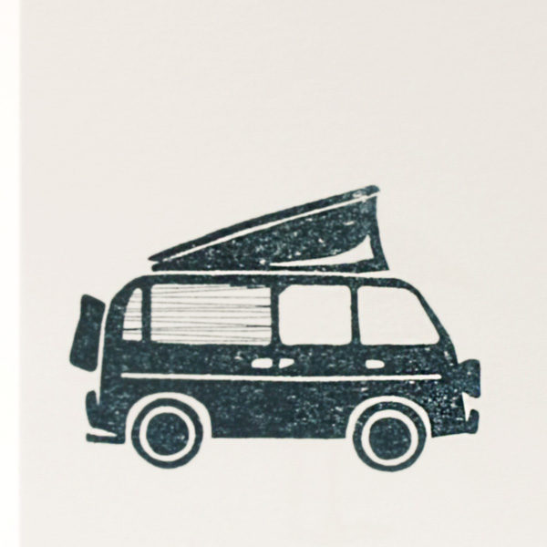 camper stempel not the girl who misses much