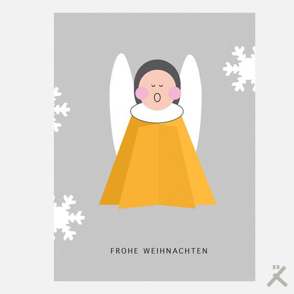 pop up karte engel weihnachten not the girl who misses much