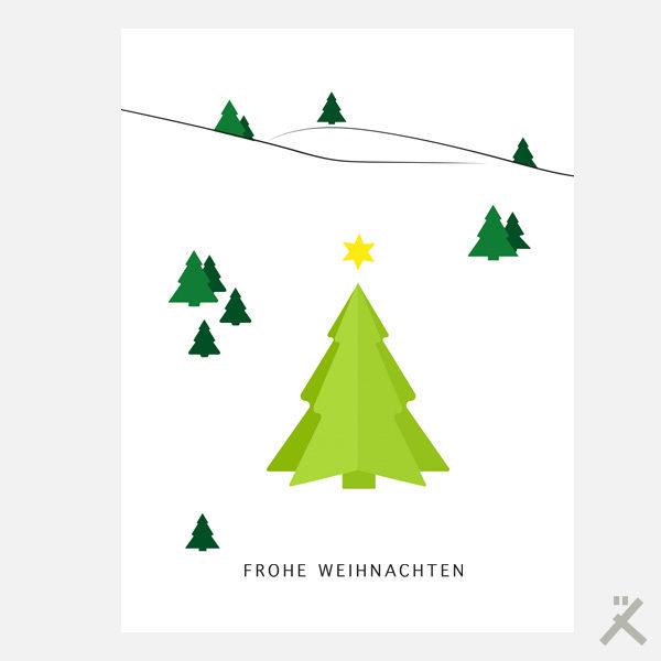pop up karte tannenbaum weihnachten not the girl who misses much