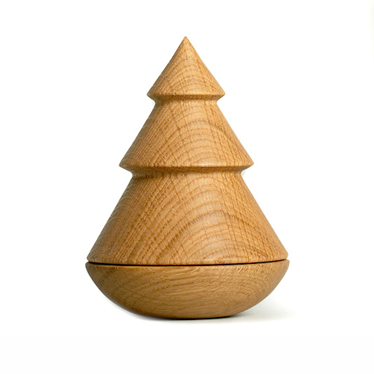 oh tannenbaum kerzenhalter eiche
