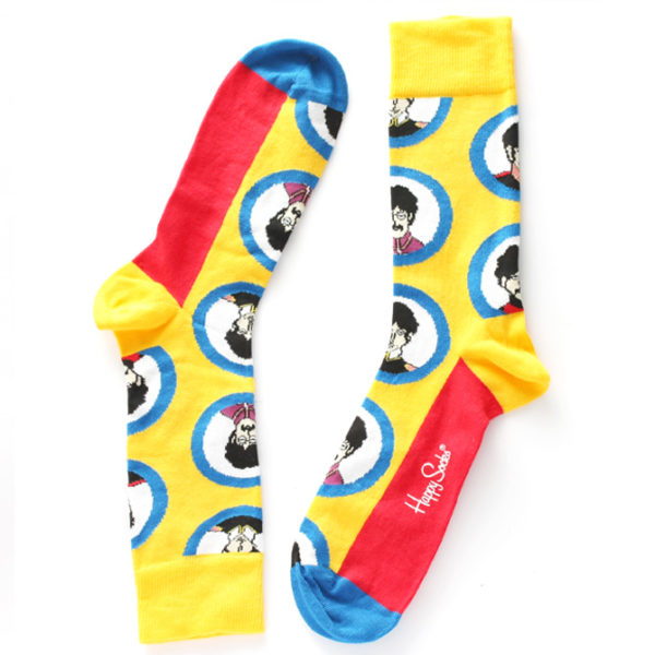 happy socks beatles