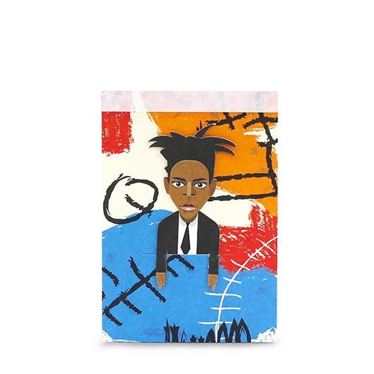 bookmark jean-michel basquiat