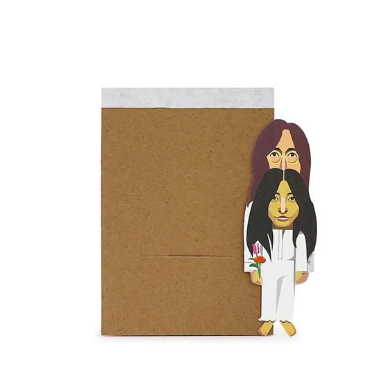 john lennon yoko one notebook