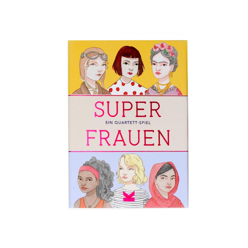 super-frauen-quartett laurence king verlag