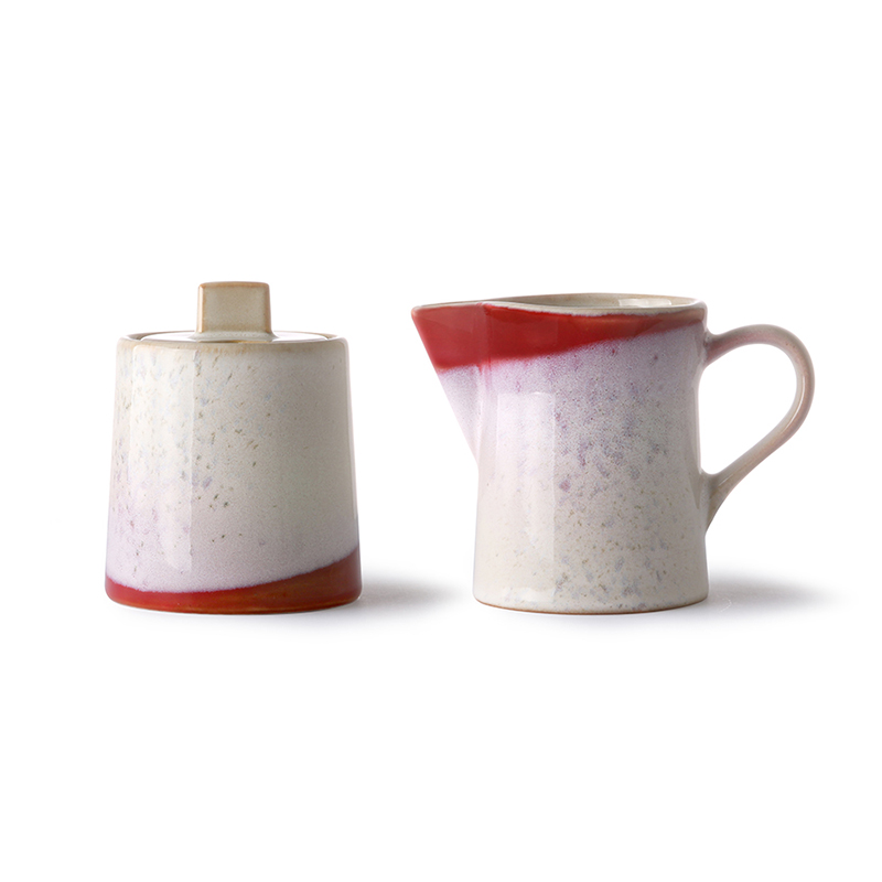 hk living milk-jug-sugar-pot-set
