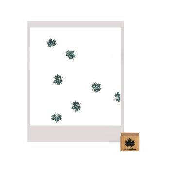 stempel-cats-on-appletree-ahornblatt