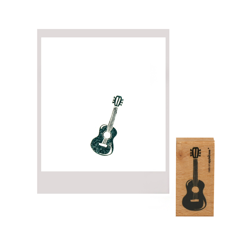 stempel-cats-on-appletree-gitarre