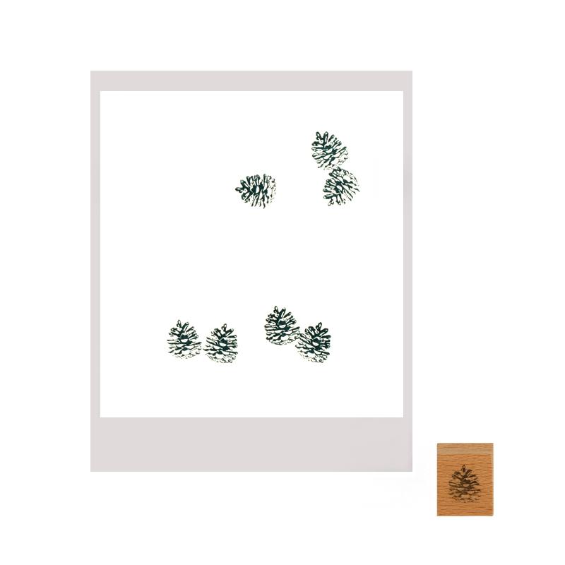stempel--jazz-kiefernzapfen-klein