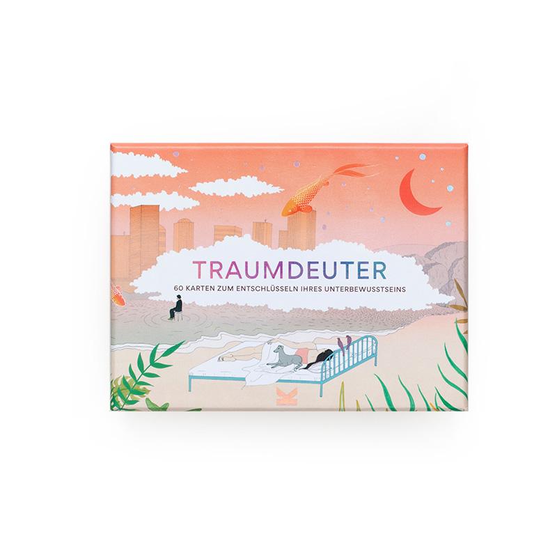 traumdeuter-laurence king spielkarten