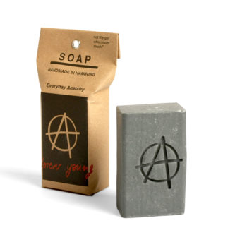 everyday anarchy soap not the girl who misses much
