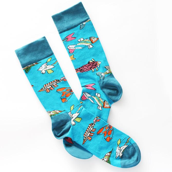 happy-socks-beatles-fische-wal