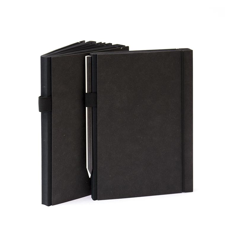 skizzenbuch-black-book-bindewerk not the girl who misses much