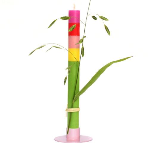kerzenhalter pop rosa not the girl who misses much