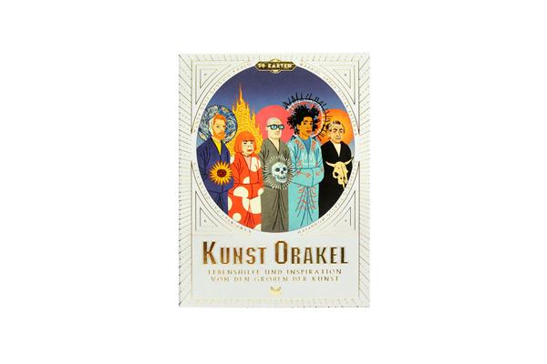 kunst-orakel-karten laurence king verlag not the girl who misses much