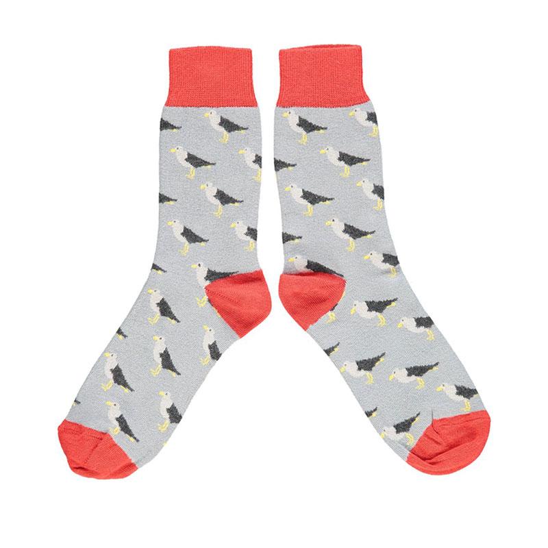 Socken Polarbär Größe 42-45