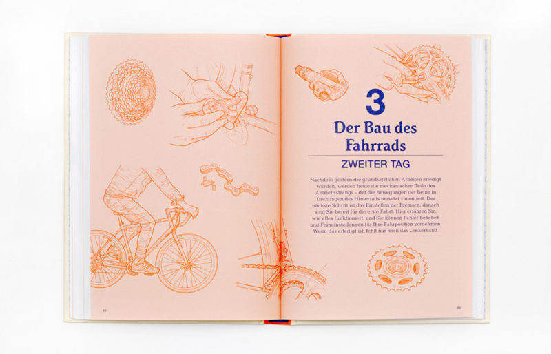 fahrradbuch not the girl who misses much