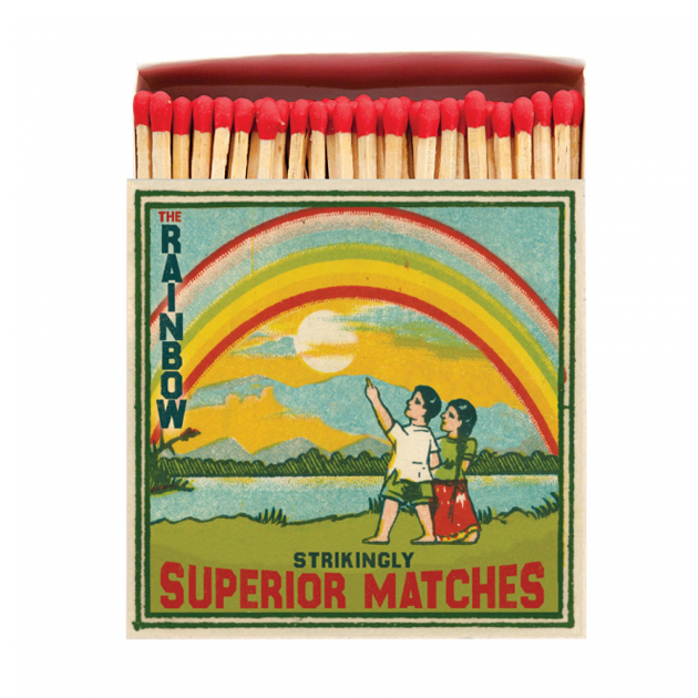 archivist luxury matches not the girl who misses much