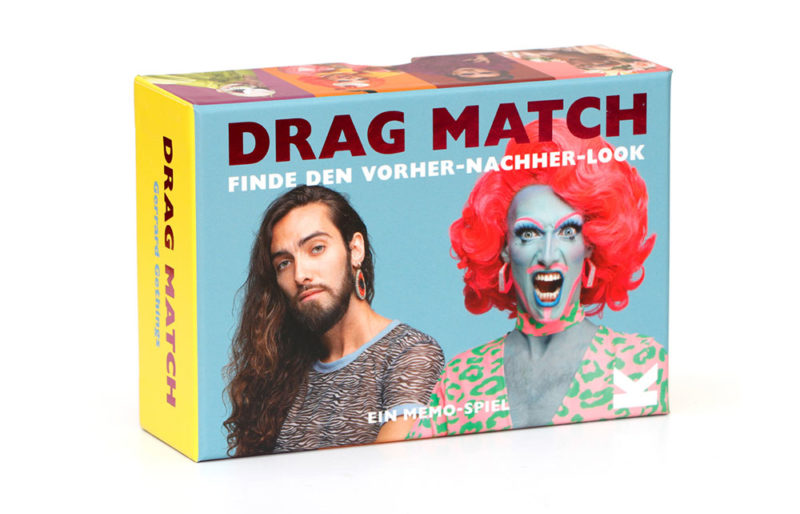 drag match not the girl who misses much