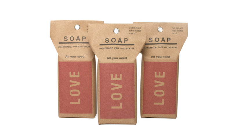 love soap not the girl who misses much