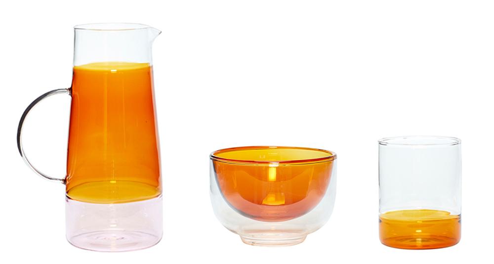 glas-huebsch-karaffe-glas-schale