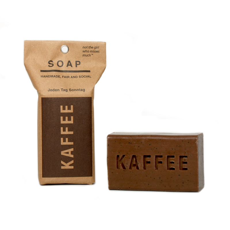 seife kaffe not the girl who misses much